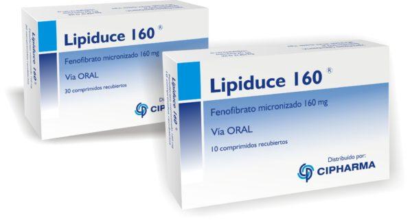 Lipiduce 160