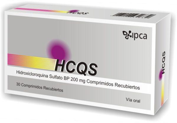 HCQS ESTUCHE x 30 comp